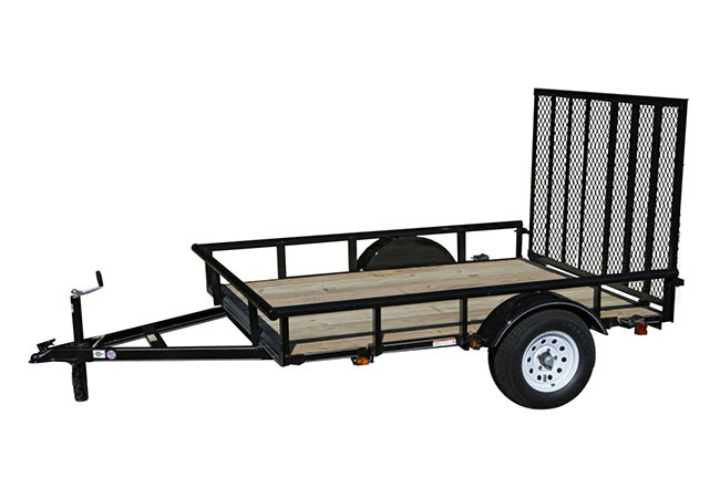 2019 Carry-On Trailers 6X8GW2KPT in Saint Johnsbury, Vermont