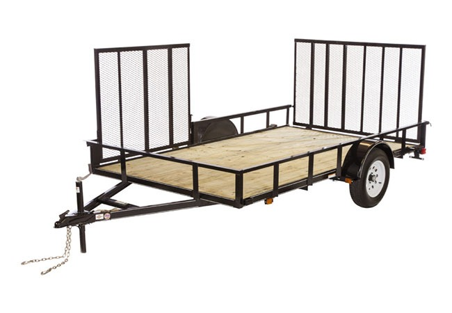 2019 Carry-On Trailers 7X12GWATV in Petersburg, West Virginia