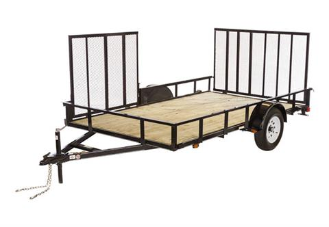 2019 Carry-On Trailers 7X12GWATV in Paso Robles, California