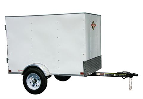 2020 Carry-On Trailers 4X6CG in Brunswick, Georgia