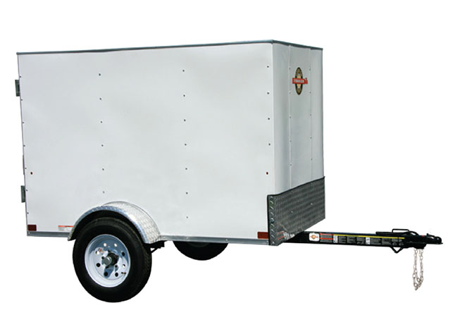 2020 Carry-On Trailers 4X6CG in Harrisburg, Pennsylvania