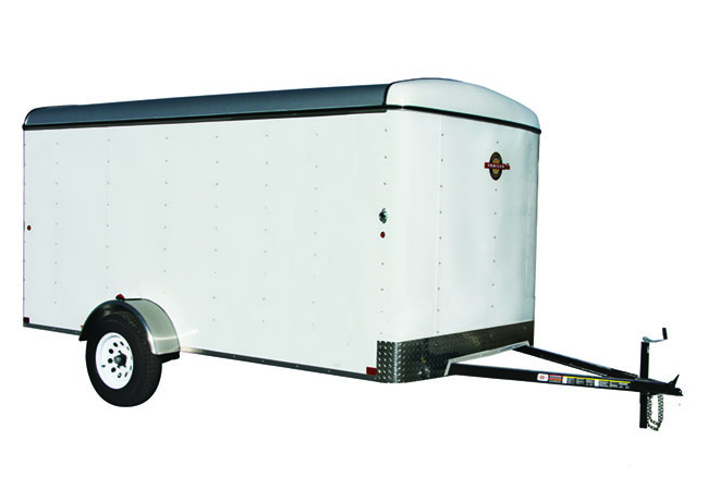 2020 Carry-On Trailers 5X8CGREC in Kansas City, Kansas