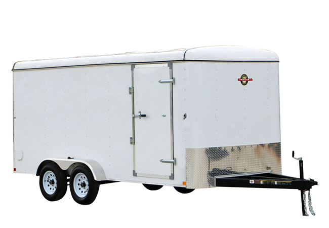 2020 Carry-On Trailers 6X12CGR7K in Kansas City, Kansas