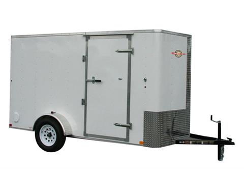 2020 Carry-On Trailers 6X12CGRBN in Kansas City, Kansas