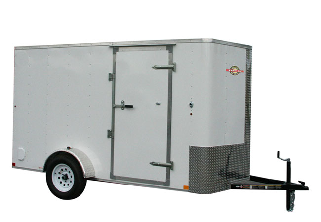 2020 Carry-On Trailers 6X14CGRBN in Brunswick, Georgia
