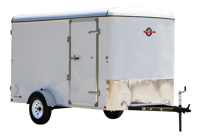 2020 Carry-On Trailers 7X12CG1AXLE in Kansas City, Kansas