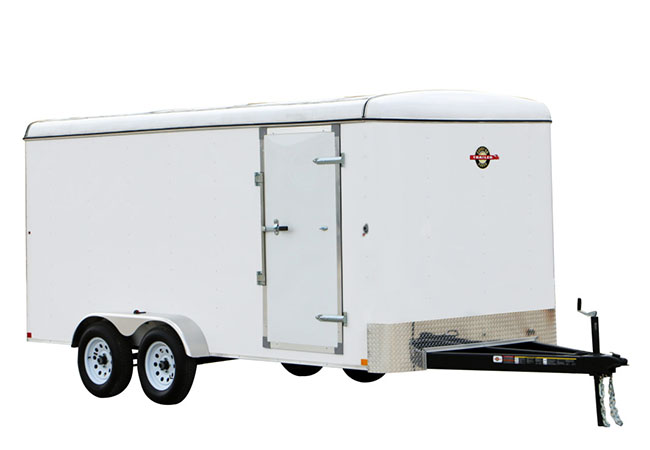 2020 Carry-On Trailers 7X12CGREC in Brunswick, Georgia