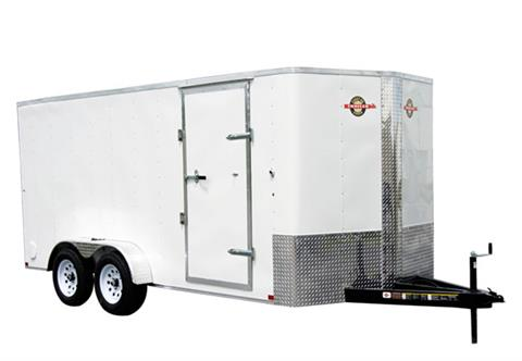 2020 Carry-On Trailers 7X16CGRBN in Kansas City, Kansas