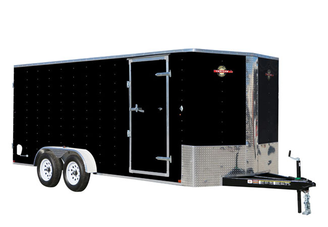 2020 Carry-On Trailers 7X16CGRBNB in Harrisburg, Pennsylvania
