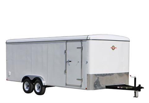 2020 Carry-On Trailers 8.5X16CGR in Kansas City, Kansas