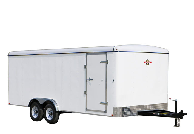 2020 Carry-On Trailers 8.5X16CGREC in Jesup, Georgia