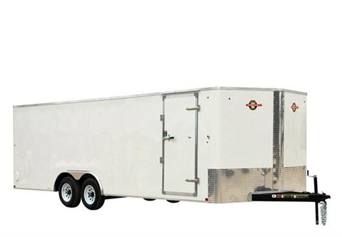 2020 Carry-On Trailers 8.5X24CGRBN10K in Brunswick, Georgia