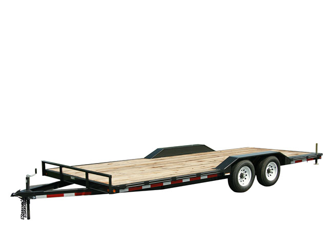 2020 Carry-On Trailers 8.5X18CHFTSR1BRK in Harrisburg, Pennsylvania