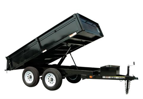 2020 Carry-On Trailers 6X10DUMPDO10K in Kansas City, Kansas