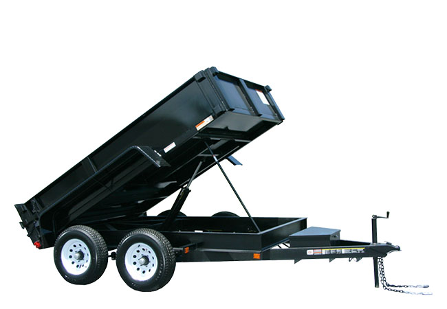 2020 Carry-On Trailers 6X10DUMPLP10K in Paso Robles, California
