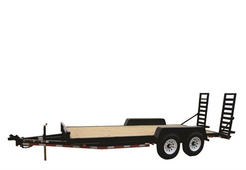 2020 Carry-On Trailers 7X18HDEQDTFR14K in Kansas City, Kansas