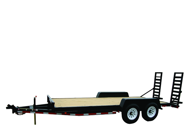 2020 Carry-On Trailers 7X20HDEQDTFR14K in Kansas City, Kansas
