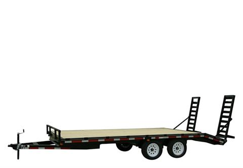 2020 Carry-On Trailers 8.5X20DODT7K in Brunswick, Georgia