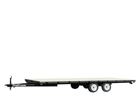 2020 Carry-On Trailers 8X20DO-LOB in Jesup, Georgia
