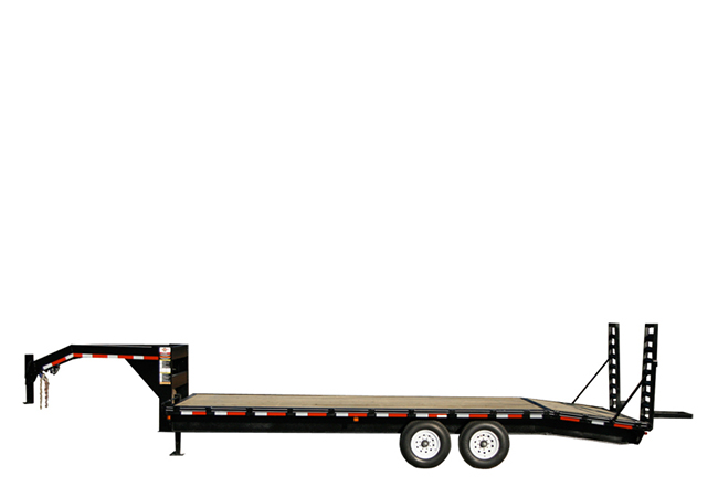 2020 Carry-On Trailers 8.5X24GNDODT12K in Marietta, Ohio