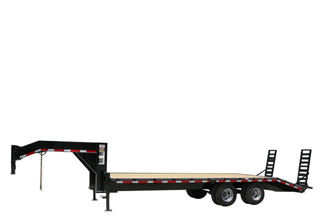 2020 Carry-On Trailers 8.5X24GNDODT20K in Brunswick, Georgia