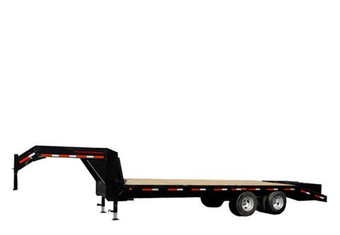 2020 Carry-On Trailers 8.5X25GNDODT14K in Marietta, Ohio