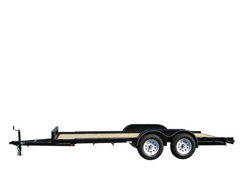 2020 Carry-On Trailers 7X14CH2BRK in Harrisburg, Pennsylvania