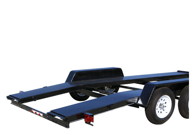 2020 Carry-On Trailers 7X15SFO1BRK in Paso Robles, California - Photo 2