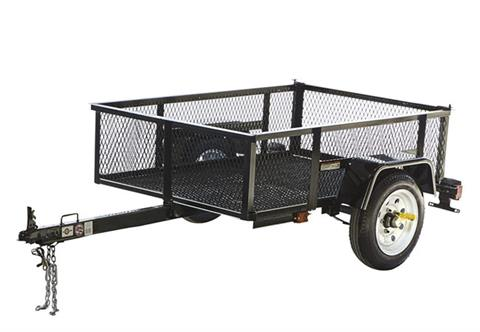 2020 Carry-On Trailers 3.5X5LSHS in Kansas City, Kansas