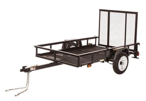 2020 Carry-On Trailers 4X6G in Jesup, Georgia