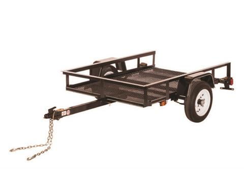 2020 Carry-On Trailers 4X6T in Kansas City, Kansas