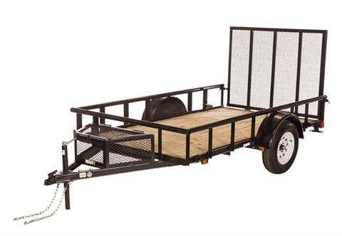 2020 Carry-On Trailers 5.5X8GWPTLED in Kansas City, Kansas