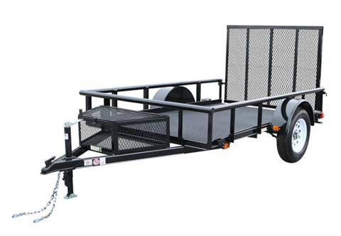 2020 Carry-On Trailers 5.5X9GPR in Kansas City, Kansas