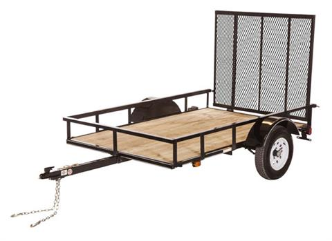 2020 Carry-On Trailers 5X10GW2K in Jesup, Georgia