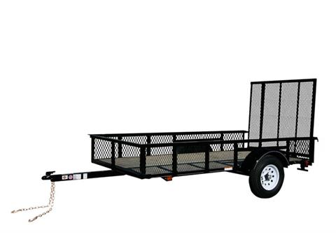 2020 Carry-On Trailers 5X10GW2KHS in Kansas City, Kansas
