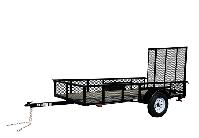 2020 Carry-On Trailers 5X10GW2KHS in Jesup, Georgia - Photo 1