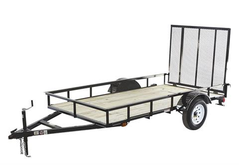 2020 Carry-On Trailers 5X10LGW2K in Jesup, Georgia
