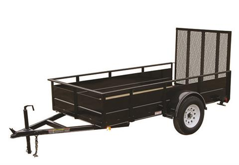 2020 Carry-On Trailers 5X10SSG in Kansas City, Kansas