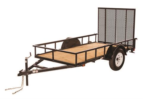 2020 Carry-On Trailers 5X12GW in Jesup, Georgia