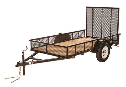 2020 Carry-On Trailers 5X12GWHS in Jesup, Georgia