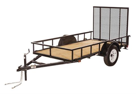 2020 Carry-On Trailers 5X14GW in Jesup, Georgia