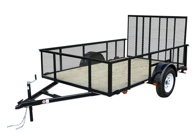 2020 Carry-On Trailers 5X8GWHS in Petersburg, West Virginia