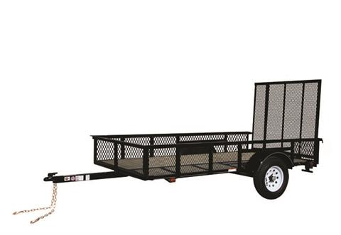 2020 Carry-On Trailers 5X8GWHS2K in Jesup, Georgia