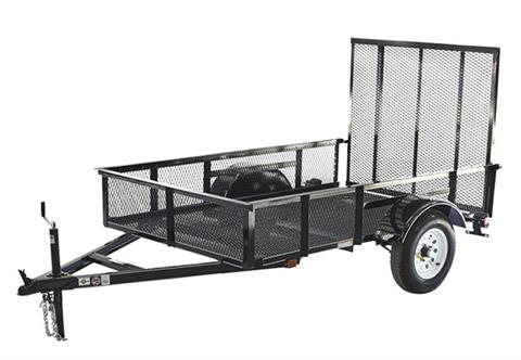 2020 Carry-On Trailers 5X8LSPHS in Jesup, Georgia