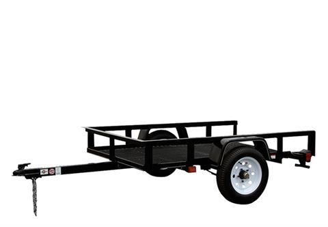 2020 Carry-On Trailers 5X8NG in Harrisburg, Pennsylvania
