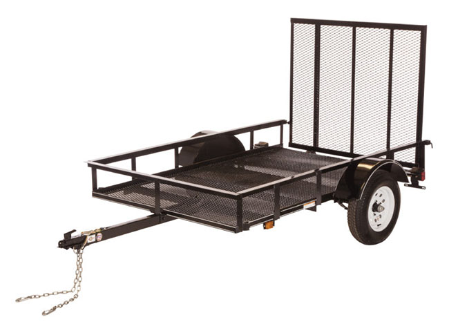 2020 Carry-On Trailers 5X8SP in Marietta, Ohio