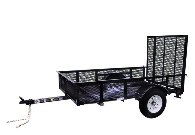 2020 Carry-On Trailers 5X8SPHS in Kansas City, Kansas