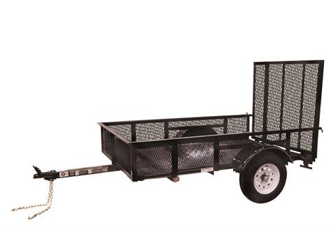 2020 Carry-On Trailers 5X8SPHS in Paso Robles, California