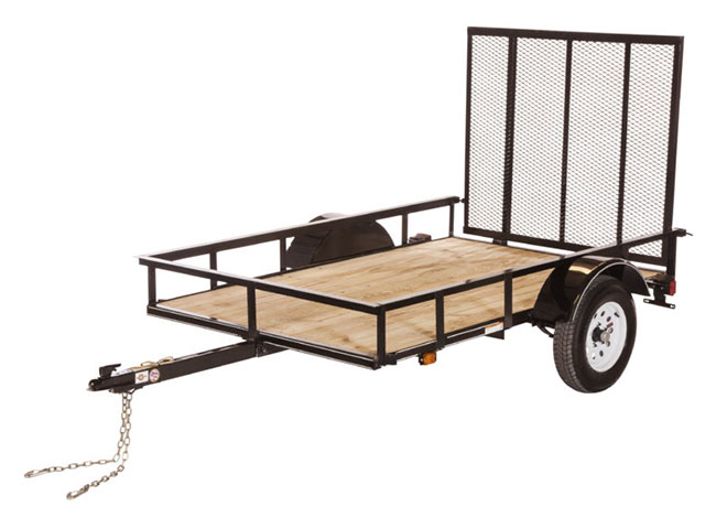 2020 Carry-On Trailers 5X8SPW in Kansas City, Kansas