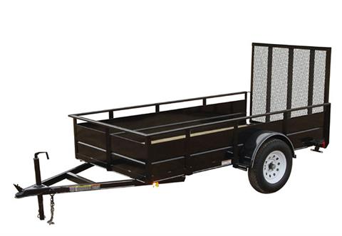 2020 Carry-On Trailers 5X8SSG in Kansas City, Kansas